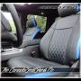 2015 - 2020 Ford F150 Crew Cab Tekstitch Leather Interior Cobalt Blue