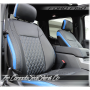 2015 - 2020 Ford F150 Crew Cab Tekstitch Leather Interior Main View
