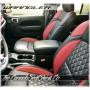 2018 - 2020 Jeep Wrangler JL Tekstitch Custom Leather Seats
