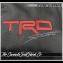 2016 - 2020 Toyota Tacoma Katzkin TRD Sport Logo