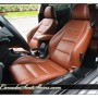 2009 - 2010 Volkswagen Jetta Mahogany Leather Seats
