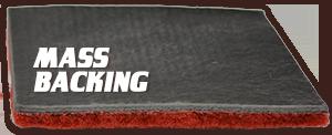 Auto Custom Carpet Mass Backing Upgrade