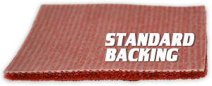Auto Custom Carpet Standard Backing