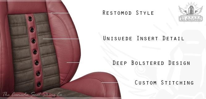 TMI Pro Series XRS Pro Touring Bucket Seats