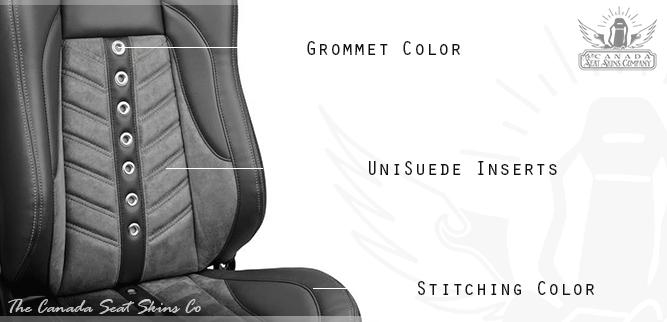 Pro Series VXR High Back Pro Touring Bucket Seat