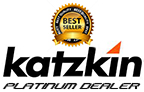 Katzkin Leather Platinum Level Distributor Seal