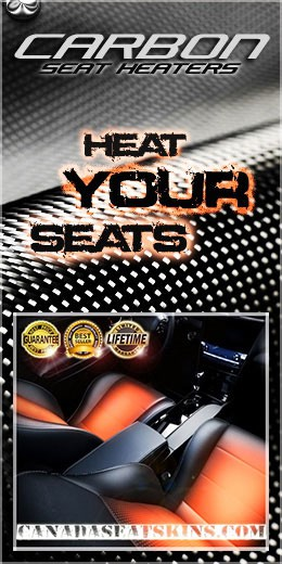 Katzkin Degreez Seat Heater and Coolers Sale