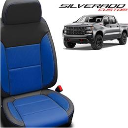 Silverado and Sierra Katzkin Leather Seat Sale