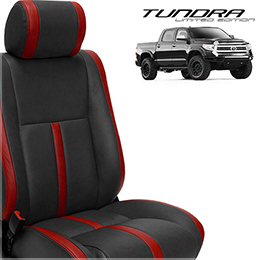 Toyota Tundra Tacoma Katzkin Limited Edition Leather Seats