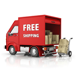 Free Shipping on All Tacoma Clazzio Interiors