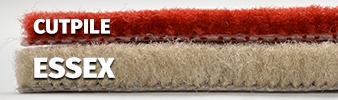 Auto Custom Carpet Cutpile vs Essex
