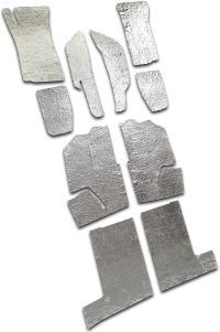 Auto Custom Carpet Foil Material